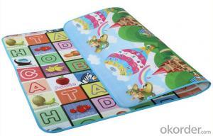 EPE colorful high quality folding crawl mat
