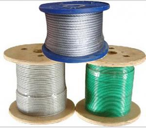 High Strength Stainless Steel Cable 7 19