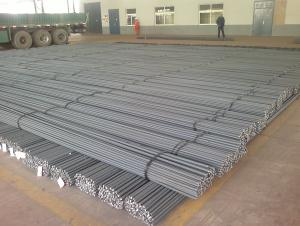 HR Dedormed Steel Rebars