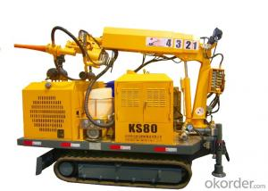 KS80 Shotcrete Robot