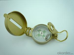 Rugged Army or Military Direction Compass DC45-3A