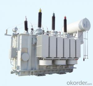 SZ9 ON-load Tap-changer Power Transformer