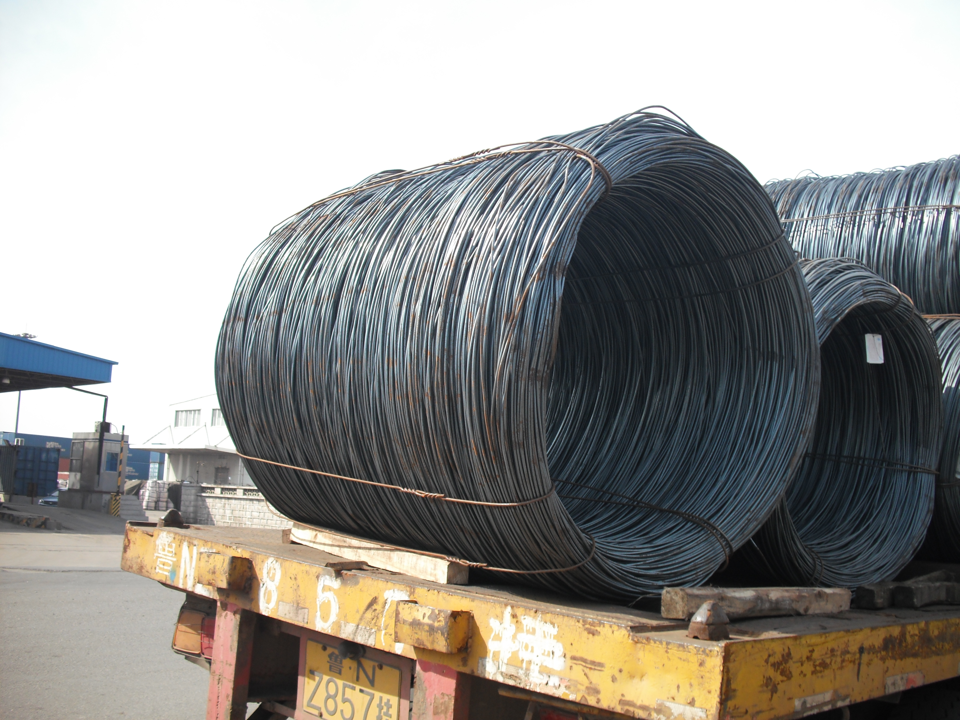 Hot Rolled High Quality Wire Rod Coil