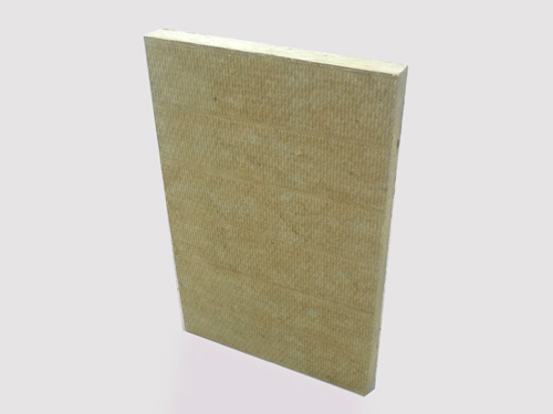 Rock wool board of good quality