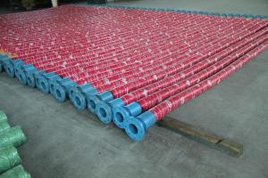 Concrete Pump Rubber End Hose DN100