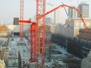 HG36 Traveling Concrete Placing Boom