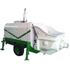 Diesel concrete pump 2014 hot sales