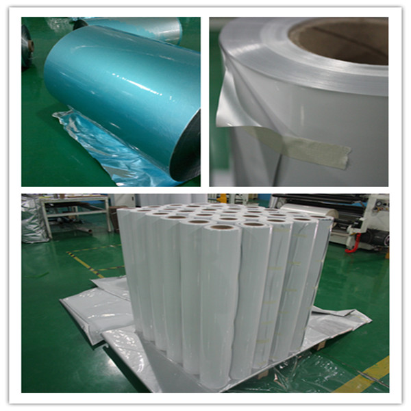 Aluminum with PE  PET Nylon Lamination film