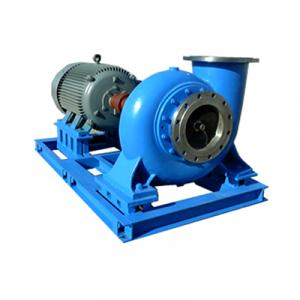 Single Stage Chemical Mixed Flow Pump