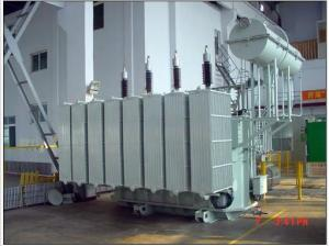 Oil immersed Power Transformer 66kV