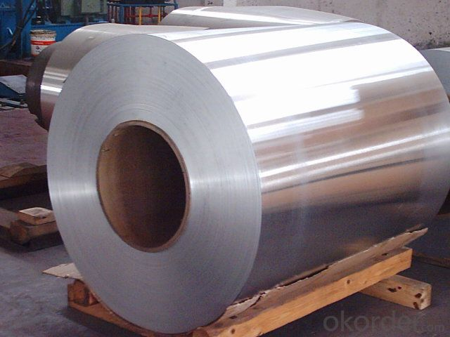 Aluminum coil for any