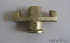 scaffolding cast wing nut