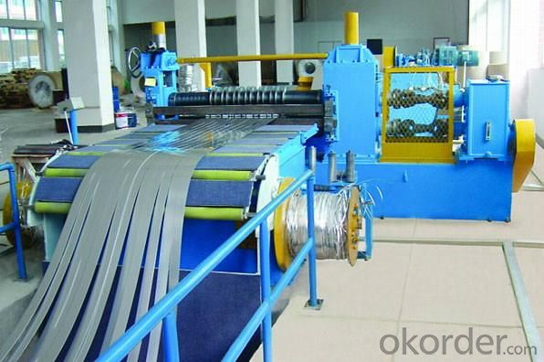 Slitting and Cut to Length Machine Line No.3