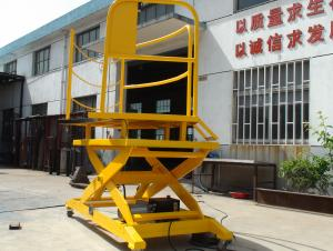 Stationary type lift table