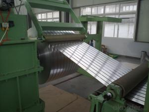 Slitting and Cut to Length Machine Line No.9