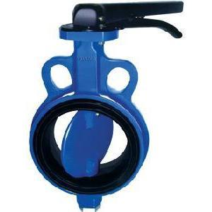 Ductile Iron Butterfly Valve
