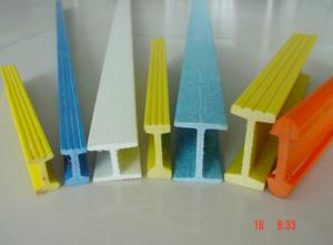FRP Pultrusion Profile,Including C Shape,I Shape