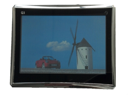 4.3 inch GPS Car Navigation MTK 4GB Capacity UK EU AU NZ Maps Speedcam POI