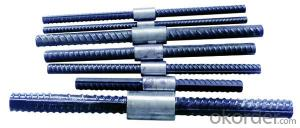 rebar threaded couplers