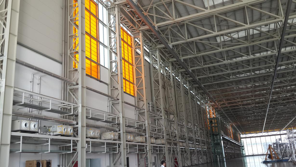 Buy Heavy Amp Light Steel Structure Price Size Weight Model
