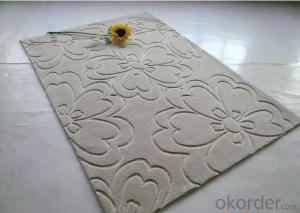 Polyester Handmade Tufted Carpet