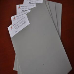 PVC waterproof membrane with fabric