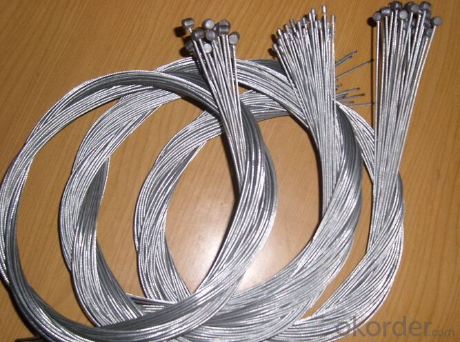 Explosion proof cable Tension Cable 7 X 7, 3mm