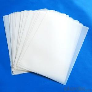 Card Lamination base PET Film