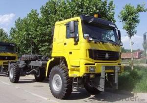 HOWO All Wheel Drive Truck 4X4