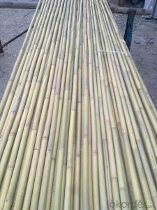 Bamboo Pole Natural Bamboo Sticks Pole Natural