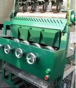Scourer Making Machine for 4wire2ball ,6wire3ball,8wire4ball