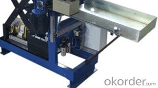 Tin Can Roll Forming Machine Square