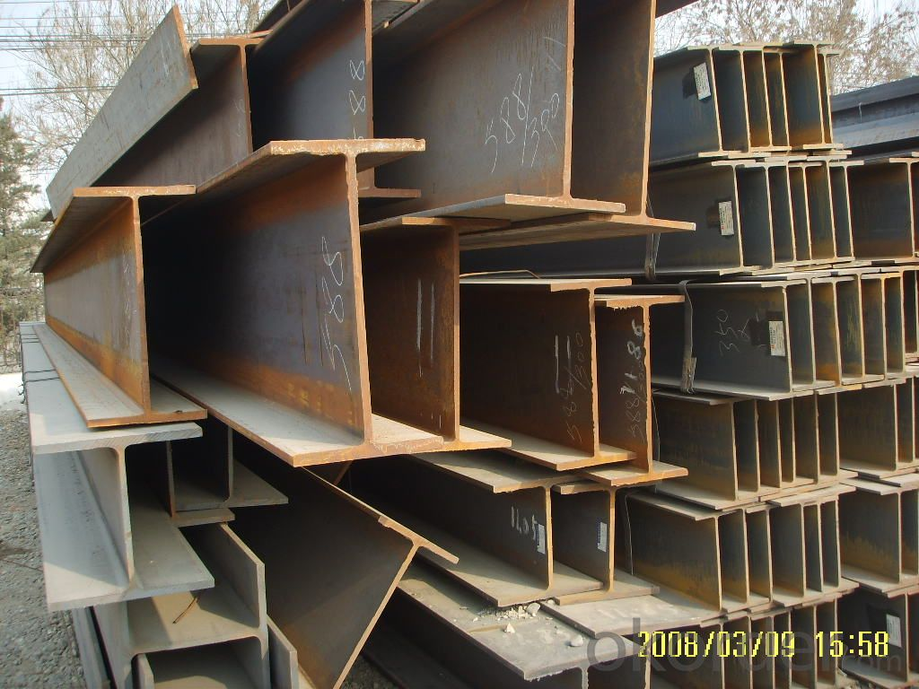 High Quality Hot Rolled Structural Steel I Beams