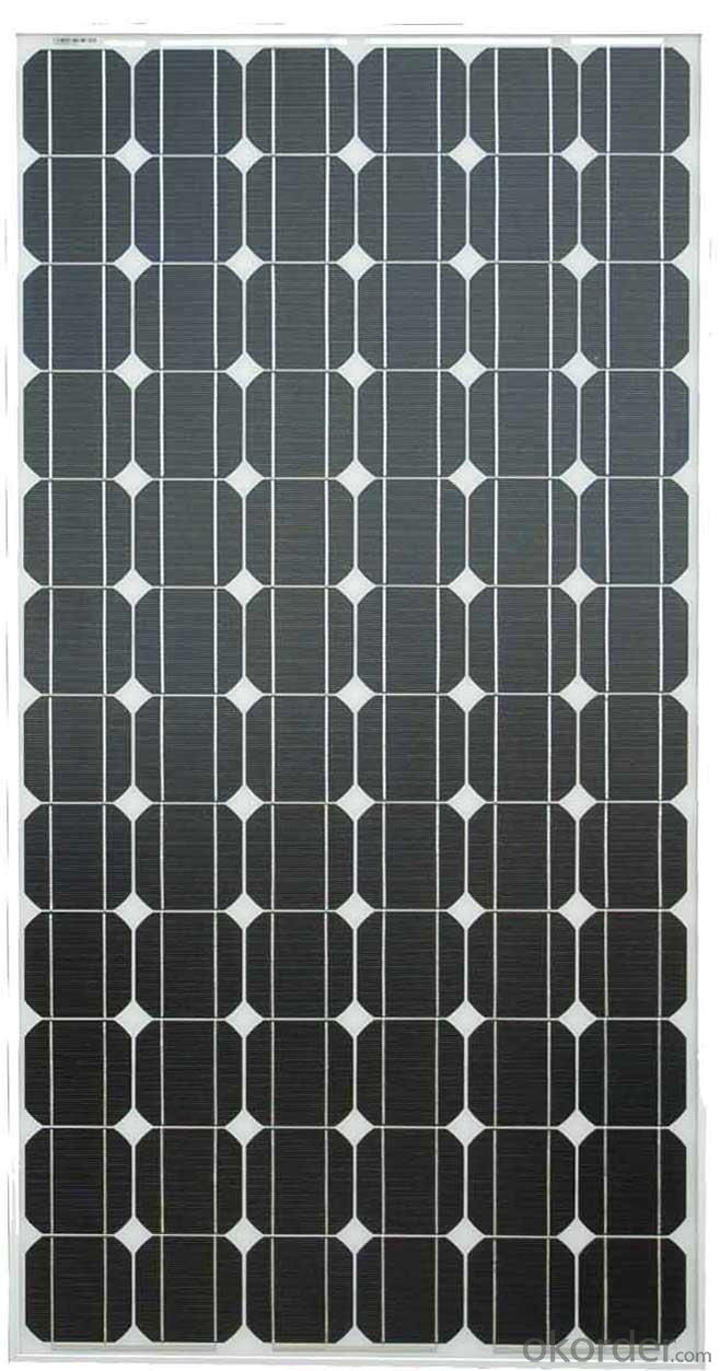 Solar Panel with 200W Power Output from CNBM