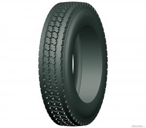 Truck and Bus Radial Tyre BT556 with Four lines