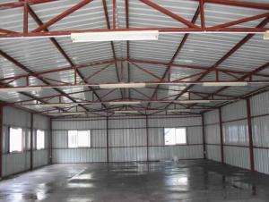 Farm Storage Building of Steel Structure
