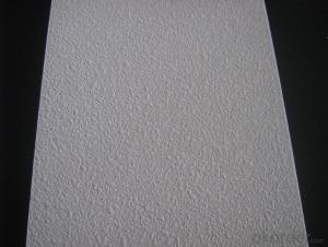 600GSM COLORED SPRAY COATING TISSUE FOR CEILING-600