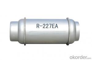 Refrigerant R227ea Gas