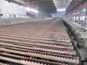 Steel Deformed Rebars ASTM GR40