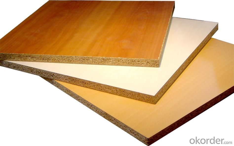 MELAMINE FACED MDF Board High Glossy