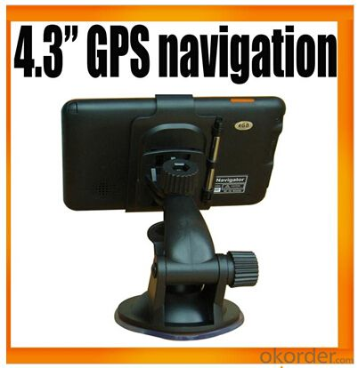 Cheap Car Navigation L433