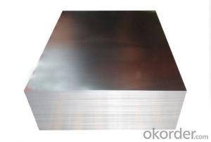 TIN FREE STEEL SHEETS