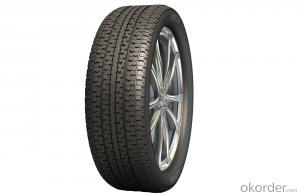 Passager Car Radial Tyre WL11 with High Speed