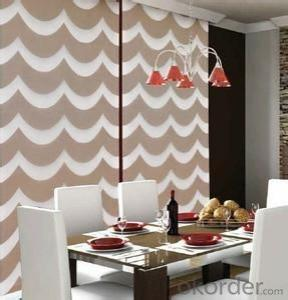 Wave Shade Zebra Blind System