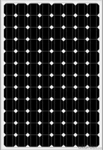 Monocrystalline Solar Panels 260w