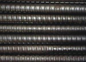 Hot Rolled Carbon Steel Rebar 16-25mm with High Quality
