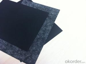 BLACK FIBERGLASS TISSUE for ROOF and CEILING ACOUSTIC-50E
