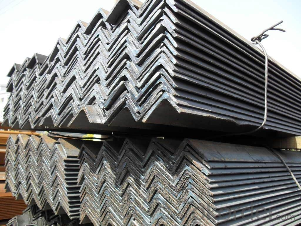 Steel Angle Bar Middle Size