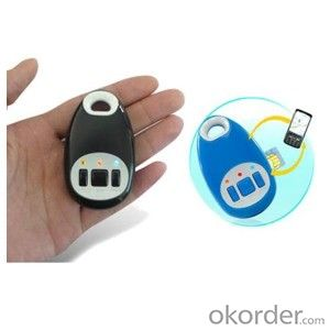 Key Chain GPS Tracker with free web platform service for person