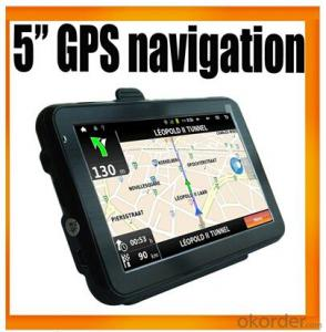 Fastest Car Navigation L504